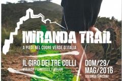 MirandaTrail2016RitaglioVolantino